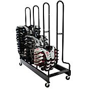 Pro Down 4 Stack Football Shoulder Pad Rack