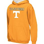 Colosseum Athletics Boys' Tennessee Volunteers Tennessee Orange Poly Fleece Hoodie