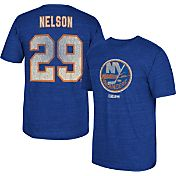 CCM Men's New York Islanders Brock Nelson #29 Vintage Replica Royal Player T-Shirt