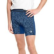 Champion Men's PowerFlex 6'' Printed Compression Shorts