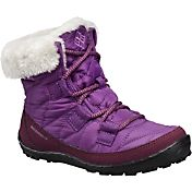Columbia Kids' Minx Shorty Omni-Heat Waterproof 200g Winter Boots