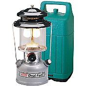 Coleman Premium Dual Fuel Lantern with Carrying Case