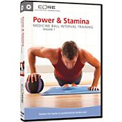 STOTT PILATES Level 1 Power & Stamina DVD
