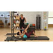 CORE Pilates on Tower Trainer DVD