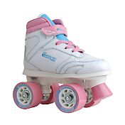 Chicago Girls' Sidewalk Roller Skates