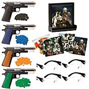 Crosman Zombie Fun Airsoft Guns Kit