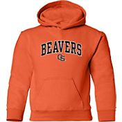 Old Varsity Brand Youth Oregon State Beavers Orange Layer Hoodie