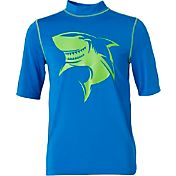 DBX Boys' Short Sleeve Rash Guard