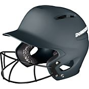 DeMarini Women's Paradox Fitted Pro Fastpitch Batting Helmet with Mask