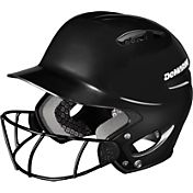 DeMarini Women's Paradox Protégé Pro Fastpitch Batting Helmet with Mask