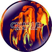 Ebonite Reactive Crush/R Bowling Ball