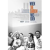 ESPN Films 30 for 30: When the Garden Was Eden DVD