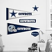 Fathead Jr. Dallas Cowboys Pennant Wall Graphic