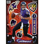 Fathead Baltimore Ravens Joe Flacco Teammate Player Wall Decal