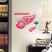 Fathead Detroit Red Wings Teammate Logo