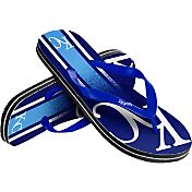 Forever Collectibles Youth Kansas City Royals Big Logo Flip Flops