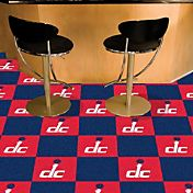 FANMATS Washington Wizards Carpet Tiles