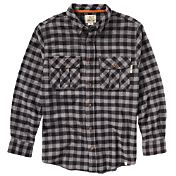 Field & Stream Men's Heritage Midweight Flannel Long Sleeve Shirt