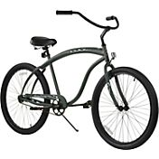 Firmstrong Adult Bruiser Man 26'' Single Speed Beach Cruiser Bike
