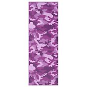 Gaiam 3mm Purple Camo Yoga Mat
