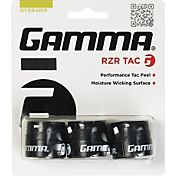 GAMMA RZR Tac Overgrips – 3 Pack
