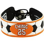 Houston Dynamos Brian Ching #25 Soccer Bracelet