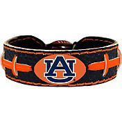 GameWear Auburn Tigers Team-Colored Football Bracelet