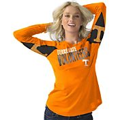 Hands High Women's Tennessee Volunteers Tennessee Orange Handoff Long Sleeve Shirt