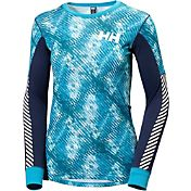 Helly Hansen Women's Active Flow Graphic Long Sleeve Shirt