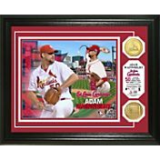 Highland Mint St. Louis Cardinals Adam Wainwright Photo Mint