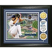 Highland Mint Los Angeles Dodgers Clayton Kershaw  Photo Mint