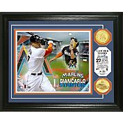 Highland Mint Miami Marlins Giancarlo Stanton Photo Mint