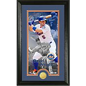 Highland Mint New York Mets David Wright Supreme Bronze Coin Photo Mint