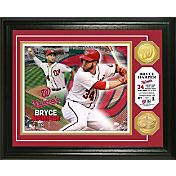 Highland Mint Washington Nationals Bryce Harper Photo Mint