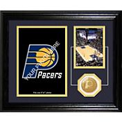 The Highland Mint Indiana Pacers Desktop Photo Mint