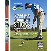 Innovative Concepts Tour Sticks + Training Video Combo