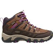 KEEN Women's Oakridge Mid Polar 200g Waterproof Winter Boots