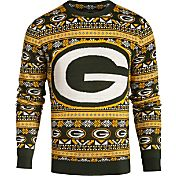 KLEW Men's Green Bay Packers Aztech Ugly Sweater
