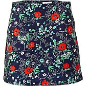 Lady Hagen Women's Monarch Collection Floral Golf Skort