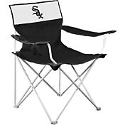 Logo Chicago White Sox Team-Colored Canvas Chair