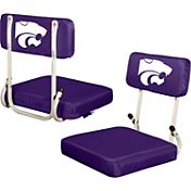 Logo Kansas State Wildcats Hard Back Stadium Seat