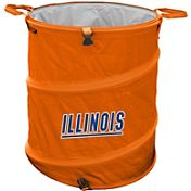 Illinois Fighting Illini Trash Can Cooler