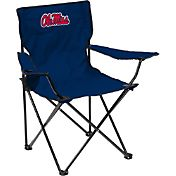 Ole Miss Rebels Team-Colored Canvas Chair