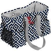 Ole Miss Rebels Double-Diamond Junior Caddy Tote