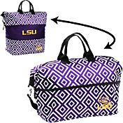 LSU Tigers Expandable Tote