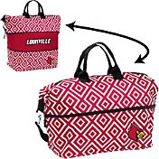 Louisville Cardinals Expandable Tote