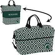 Michigan State Spartans Expandable Tote