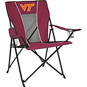 Virginia Tech Hokies Game Time Chair