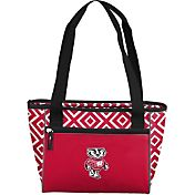 Wisconsin Badgers 16-Can Cooler Tote