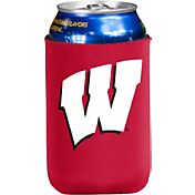 Wisconsin Badgers Flat Koozie
